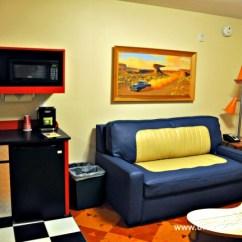 Child Sleeper Sofa Ikea Kivik Couch Disney's Art Of Animation Resort | Walt Disney World