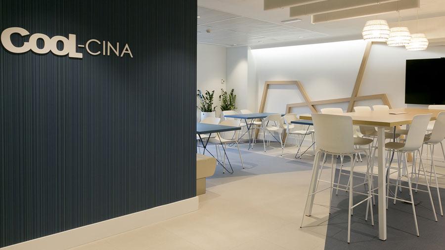 Nuevos espacios de trabajo para una firma legal de vanguardia