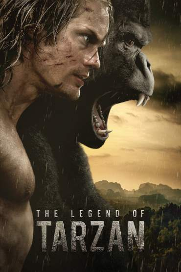 The Legend of Tarzan (2016) Dual Audio {Hindi-English} 480p [400MB] || 720p [1GB] || 1080p [5GB]