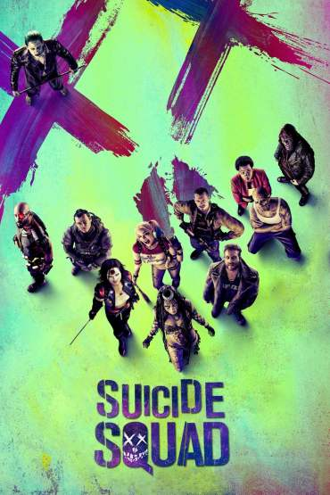 Download Suicide Squad (2016) Dual Audio {Hindi-English} (Hindi HQ Fan Dubbed) 480p [500MB] || 720p [1.2GB] || 1080p [1.7GB]