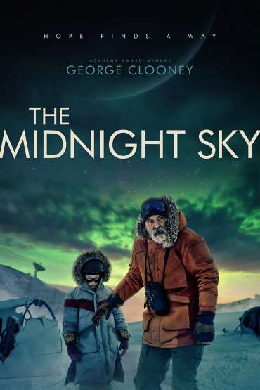 Download The Midnight Sky (2020) Dual Audio (Hindi-English) 480p [400MB] || 720p [1.1GB] || 1080p [2.4GB]