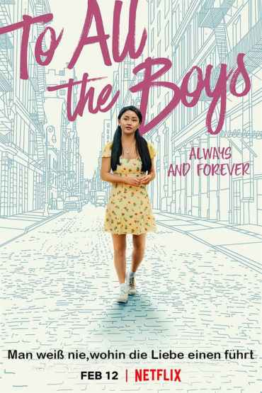 Download Netflix To All the Boys: Always and Forever (2021) Dual Audio {Hindi-English} WeB-HD 480p [500MB] || 720p [850MB] || 1080p [2.5GB]