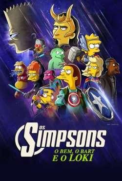 Os Simpsons: O Bem, O Bart e O Loki Torrent (2021) Dual Áudio 5.1 / Dublado WEB-DL 1080p – Download