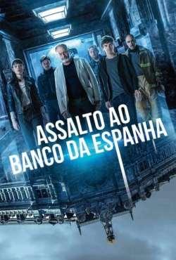 Assalto ao Banco da Espanha Torrent (2021) Dual Áudio / Dublado WEB-DL 1080p – Download