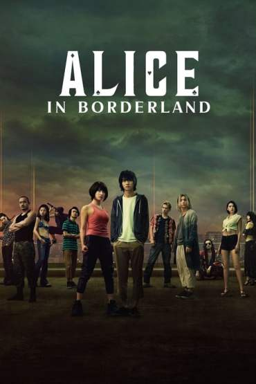 Download NetFlix Alice in Borderland 2020 (Season 1) Dual Audio {English-Japanese} 720p WeB-HD [400MB]