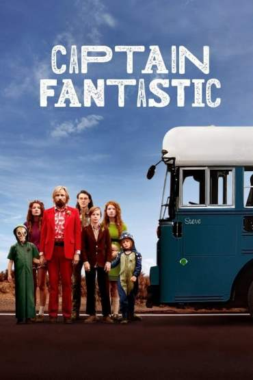 Download Captain Fantastic (2016) {English With Subtitles} BluRay 480p [400MB] || 720p [900MB] || 1080p [2.3GB]