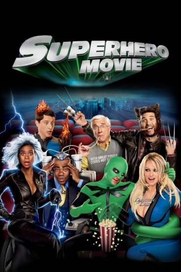 Download Superhero Movie (2008) English With Subtitles 720p [700MB]