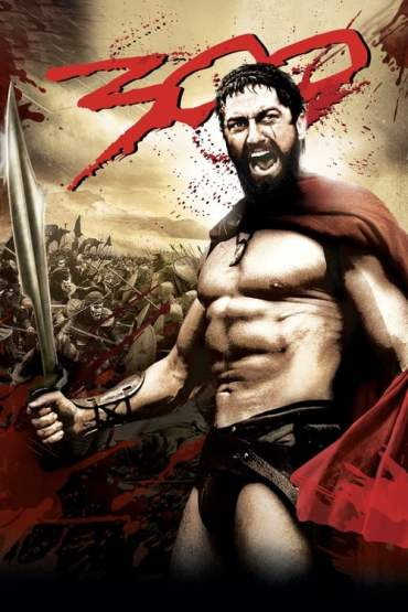 Download 300 (2006) Dual Audio {Hindi-English} 480p [350MB] || 720p [1.6GB] || 1080p [3.3GB]