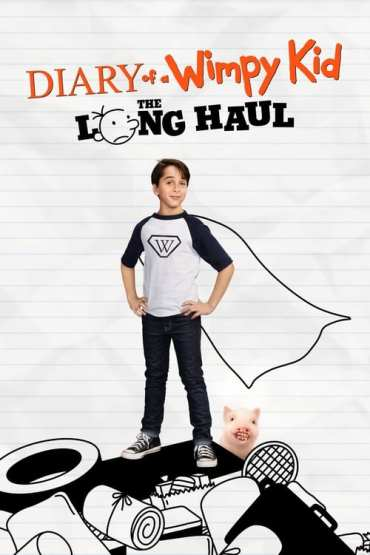 Download Diary of a Wimpy Kid: The Long Haul (2017) {English With Subtitles} 480p [400MB] || 720p [850MB]