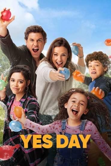 Download Netflix Yes Day (2021) Dual Audio {Hindi-English} Bluray 480p [300MB] || 720p [1GB] || 1080p [3.5GB]
