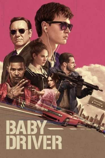 Download Baby Driver (2017) Dual Audio {Hindi-English} 480p [350MB] || 720p [1GB] || 1080p [2.1GB]