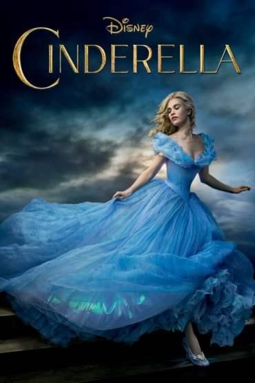 Download Cinderella (2015) {English With ESubs+Hindi Subs} BluRay 480p [300MB] || 720p [900MB] || 1080p [2.4GB]