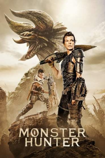 Download Monster Hunter (2020) {Hindi Clean Audio} WeB-DL 480p [320MB] || 720p [900MB] || 1080p [1.6GB]