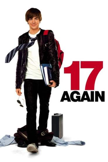 Download 17 Again (2009) English With Subtitles 480p [350MB] || 720p [700MB] || 1080p [1.5GB]