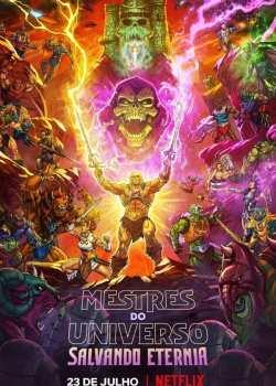 Mestres do Universo: Salvando Eternia 1ª Temporada Torrent – WEB-DL 1080p Dual Áudio (2021)