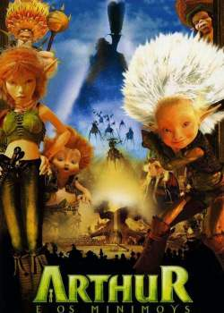 Arthur e os Minimoys Torrent – HDTV Dual Áudio (2006)
