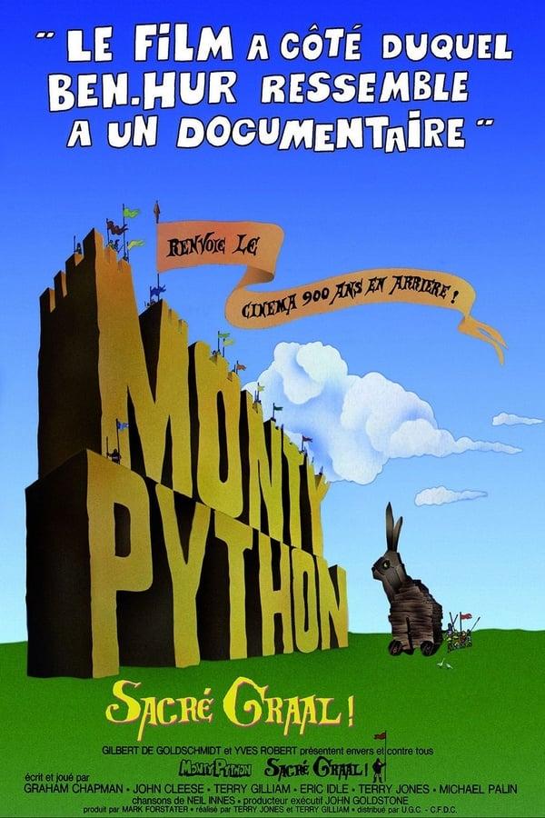 Monty Python : Sacré Graal! (VOST) [CINÉ CLUB]