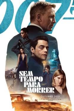 007: Sem Tempo Para Morrer Torrent (2021) Dual Áudio - Download 720p | 1080p