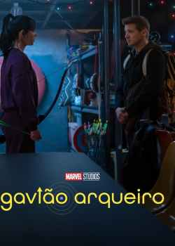 Gavião Arqueiro 1ª Temporada Torrent – WEB-DL 720p   1080p Dual Áudio / Legendado (2021)