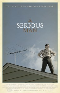 Poster The Coens A Serious Man