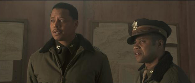 red tails movie review