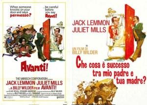 Avanti! Movie Posters