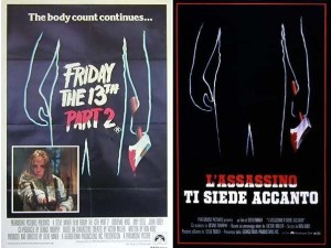 Friday the 13th - Part 2 Movie Poster