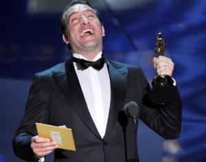 Jean Dujardin Oscar Speech