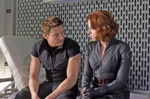 Black Widow & Hawkeye - The Avengers