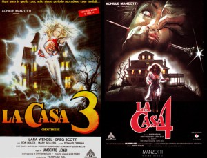 La Casa 3 & La Casa 4