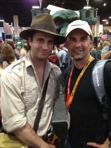 """Likeable"" Indiana Jones"