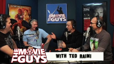 THE MOVIE SHOWCAST INSIDE TED RAIMI