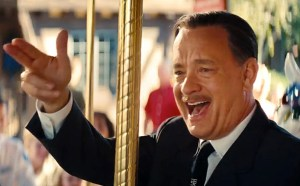 Tom Hanks as Walt Disney