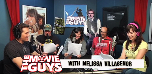 THE MOVIE SHOWCAST, NOW ON SNEAKY-CAM (w/Melissa ...