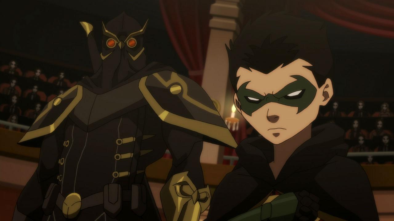 Batman And Robin Stream