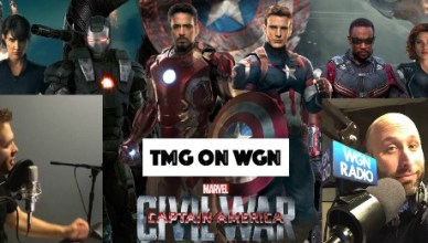 TMG on WGN - Civil War