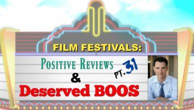 Film Festivals: Positive Reviews & Deserved Boos: Pt. 31 - Sideways, Nightmares and HorrorHaus Film Festivals