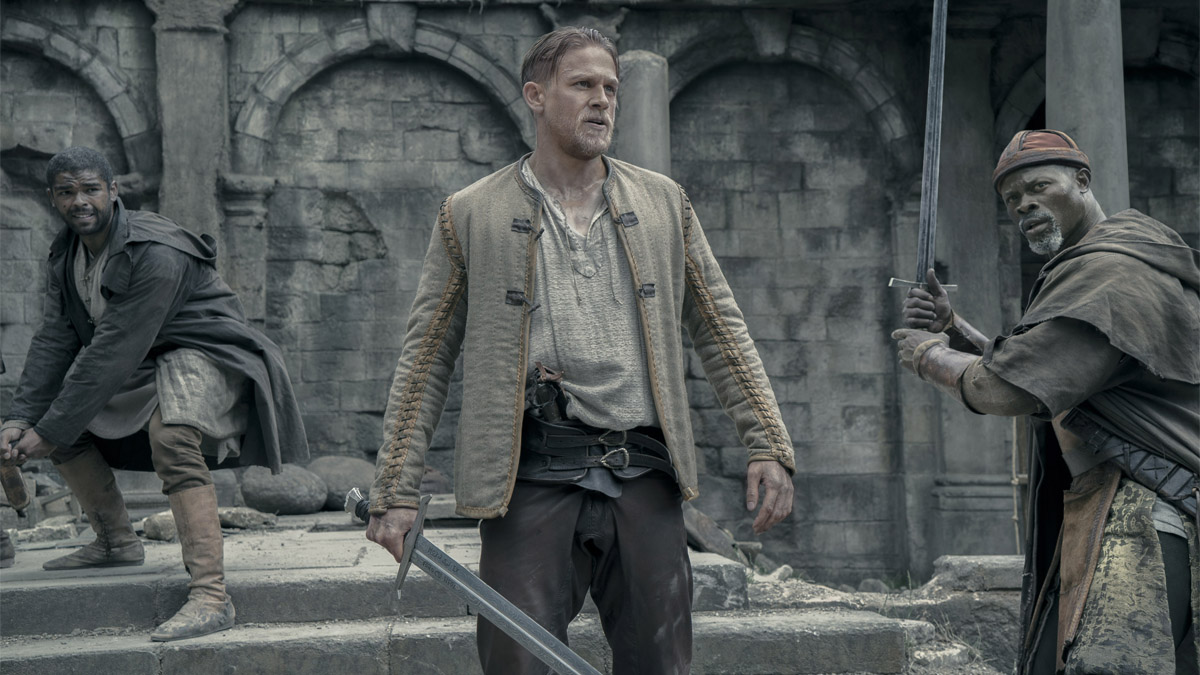 Movie Review - King Arthur: Legend of the Sword | The Movie Guys