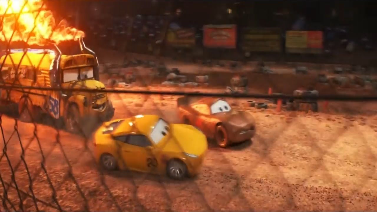 movie review cars 3 the movie guys. Black Bedroom Furniture Sets. Home Design Ideas