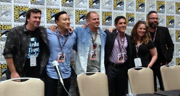 Doc Panel - Comic-Con 2017