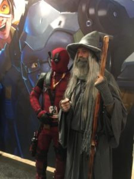 Gandalf & Deadpool