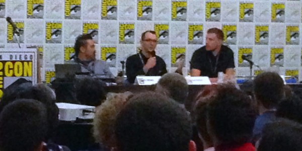 War For The Planet of the Apes panel