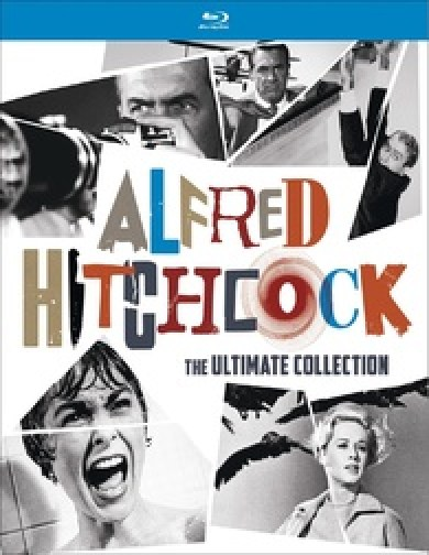 Alfred Hitchcock- The Ultimate Collection