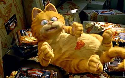 Fall Road Wallpaper Garfield 2004 Starring Bill Murray Breckin Meyer