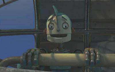 Robots 2005 voices Ewan McGregor Robin Williams Halle