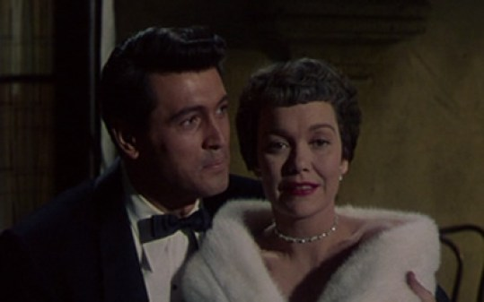 Image result for rock hudson and jane wyman in magnificent obsession
