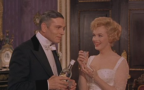 Image result for the prince and the showgirl marilyn and olivier