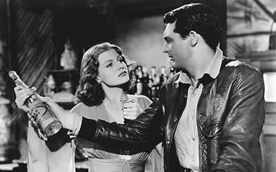 Only Angels Have Wings 1939 starring Cary Grant Jean