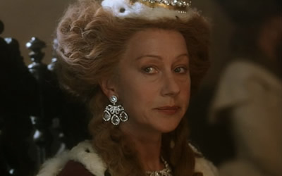 Image result for helen mirren king george