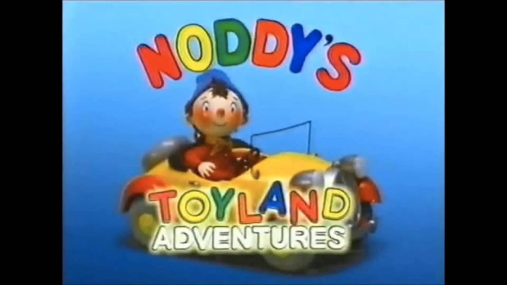 Noddys Toyland Adventures Theme Song  Movie Theme Songs